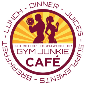 Gym Junkie Cafe - Menu